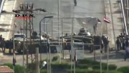 Syrie : tirs de l'armée sur des manifestants dans l'est