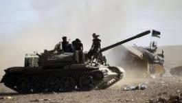 Libye : le port de Syrte aux mains des forces du nouveau régime