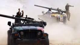 La ville natale de Kadhafi assiégée par les hommes du CNT