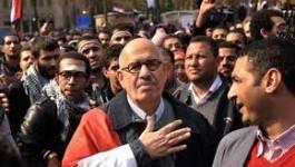 """El Baradei prêt à diriger un gouvernement égyptien de """"salut national"""""""