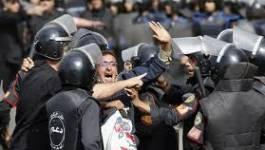 Egypte : deux morts dans les affrontements entre policiers et manifestants