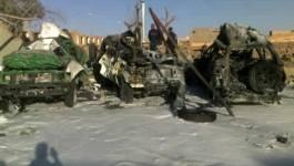 Attentat kamikaze contre des gendarmes à Tamanrasset
