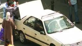 Oran-Aïn Turk : les taxis clandestins exigent 600 DA