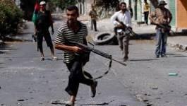 La bataille de Tripoli a commencé