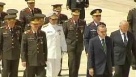 Démission collective à la tête de l'armée turque