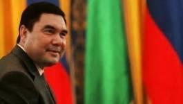 L'autoritaire président du Turkménistan réélu pour cinq ans