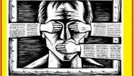 """""""Le refus des pouvoirs publics d'ouvrir  l'audiovisuel amplifie particulièrement ce sentiment de spoliation des moyens de l'Etat au profit d'un seul groupe politique"""""""