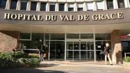 Bouteflika hospitalisé au Val-de-Grâce à Paris