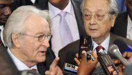 Jacques Vergès et Roland Dumas au secours de Khadafi