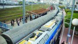 Lancement des travaux de réalisation de la ligne ferroviaire Tissemsilt-Boughezoul