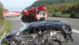 94 morts et 1234 blessés dans 657 accidents de la circulation en une semaine