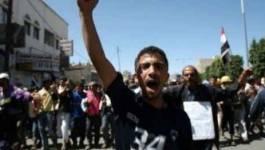 Yémen : affrontements entre pro et anti-Saleh à Sanaa, 12 morts