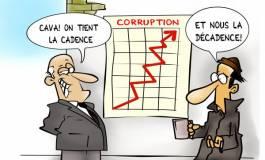 L'Algérie parmi les pays les plus corrompus du monde