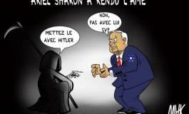 Ariel Sharon a rendu l'âme