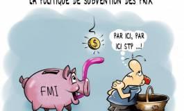 Le FMI recommande à l'Algérie l'abandon des subventions des prix