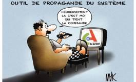 L'ENTV, outil de propagande du pouvoir
