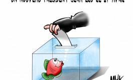 Un nouveau président sera élu le 17 avril