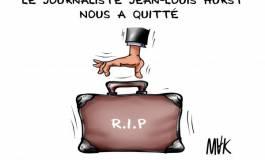 Jean-Louis Hurst inhumé en Algérie