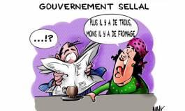 7 femmes dans le nouveau gouvernement Sellal