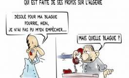 François Hollande et ses saillies sur l'Algérie