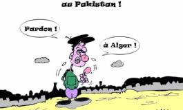 Importante manifestation contre Charlie Hebdo au Pakistan !