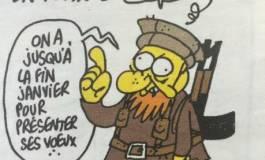 """Le dernier dessin de Charb dans """"Charlie Hebdo"""""""