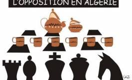 L'opposition en Algérie !