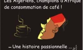Les Algériens champions d'Afrique de consommation de café !
