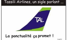Tassili Airlines, un sigle parlant