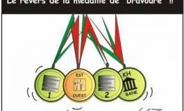 """Le revers de la médaille de """"bravoure"""" !"""