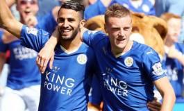 Vidéo. Mahrez et Leicester City désormais champions d'Angleterre