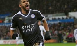 Des discussions pour un éventuel transfert de Riyad Mahrez vers Arsenal