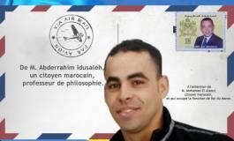Un militant amazigh arrêté pour avoir écrit une lettre au roi du Maroc !