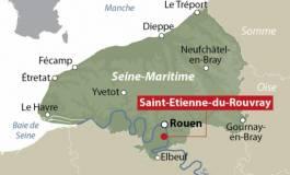 Prise d'otages dans une église en France : un prêtre égorgé, un otage blessé - Actualisé -