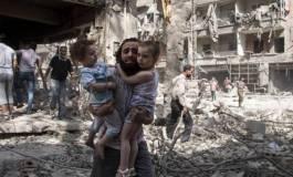 """Alep sous les bombes : """"le jugement dernier"""" !"""