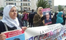 Les familles de disparus exigent l'abrogation de la charte pour la réconciliation !