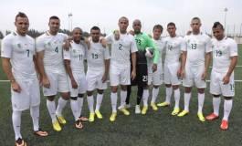 Mondial 2018 (Russie) : L'Algérie affrontera dimanche soir le Cameroun