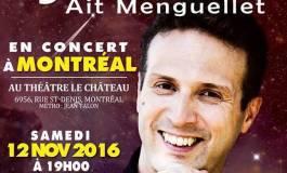 Djaffar Ait Menguellet en concert à Montréal