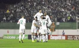 Eliminatoires du Mondial 2018 : Algérie 1 - Cameroun 1