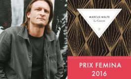 """Marcus Malte décroche le prix Fémina avec son roman """"Le garçon"""""""