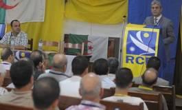 Législatives : des listes sont transmises par l'Armée dans des régions, dénonce le RCD
