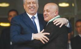 Omar Ghrib, le foot, l'argent … la politique !