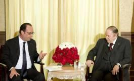 Quand François Hollande montre la voie aux présidents algériens