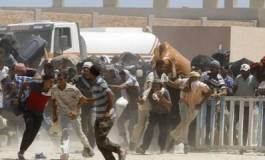 Heurts entre forces de l'ordre et manifestants à la frontière tuniso-libyenne