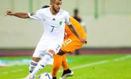 L'Algérie accrochée par le Zimbabwe 2 à 2 : Mahrez nous évite l'affront