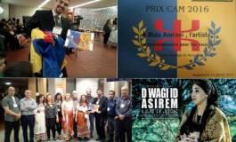 Reda Amrani, lauréat du prix annuel CAM de Montréal, un nom à retenir