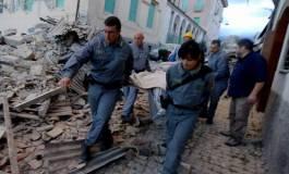 Trois fortes secousses de 5,3 ont touché le centre de l'Italie
