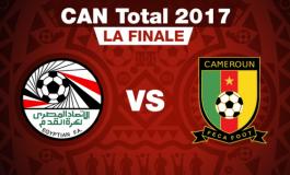 Finale de la CAN (Egypte-Cameroun) : un palpitant et indécis finish ce soir