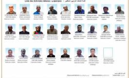 36e jour de grève de la faim de Kameleddine Fekhar