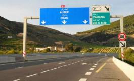 Autoroute Est-Ouest : instauration du péage après la réalisation de 84 km restants